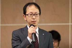 山川潤一郎