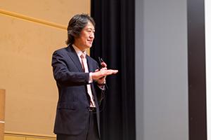 講演者 宮崎真至先生