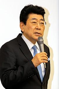 大会長 嶋田 淳